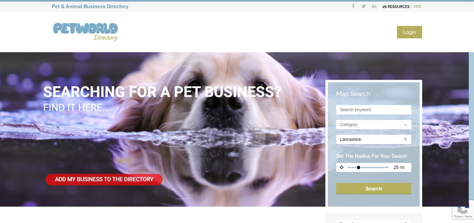 Petworld Directory