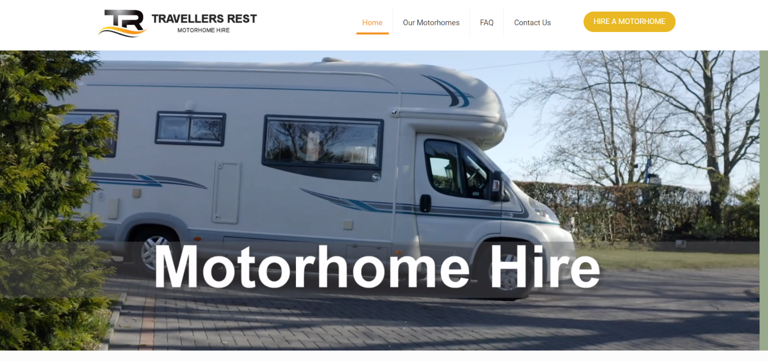 Travellers Rest Motorhome Hire